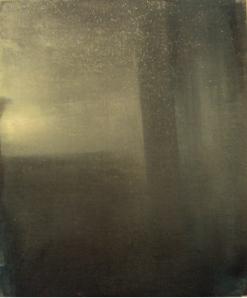 Alma Bakiaj, Untitled, 35x30cm, oil on canvas, 2011