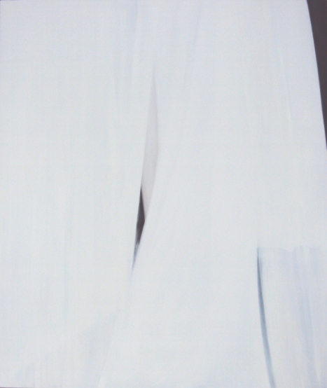 Alma Bakiaj, Untitled, 130x110cm, oil on canvas, 2011