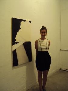 "Alma Bakiaj_Exhibition View_Kodra Fresh 2013 ""Floating Walls"", curator: Vasilis Zografos"