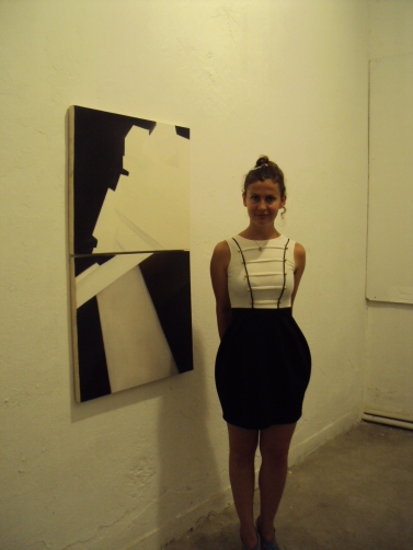 "Alma Bakiaj_Exhibition View_Kodra Fresh 2013 ""Floating Walls"", curator: Vasilis Zografos"
