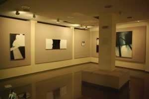 "Alma Bakiaj_Exhibition View of ""Anamorphosis"", Folklore Museum of Ioannina, Greece, curator: Efharis Leontopoulou- Dobrou_2012"