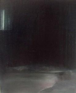 Alma Bakiaj, Untitled, 35x30cm, oil on canvas, 2012